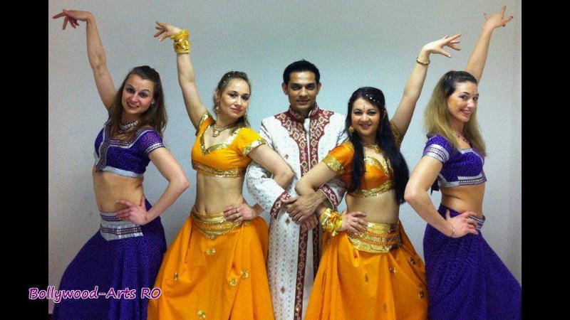 Bollywood Hochzeit Auftritt