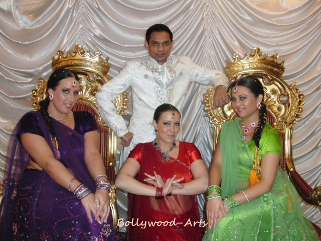 Bollywood Dance Teacher