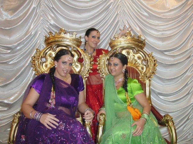Bollywood at Wedding