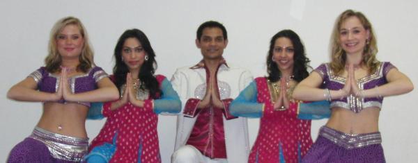Hamburg Blonde-Indian Bollywood Dancers