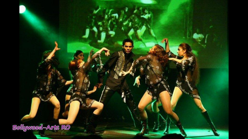 Bollywood-Arts on Stage