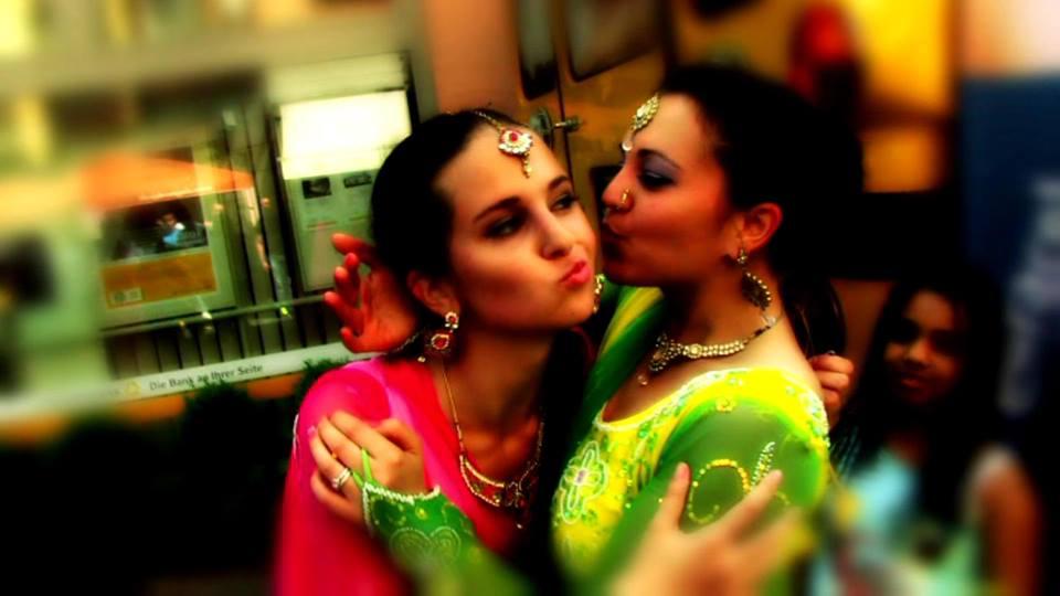 Küssen in Bollywood