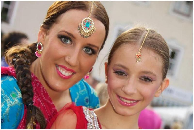 Bollywood Dance Kids