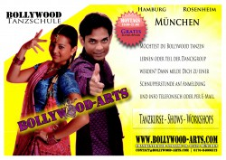 Bollywood Indische tanzschule in München