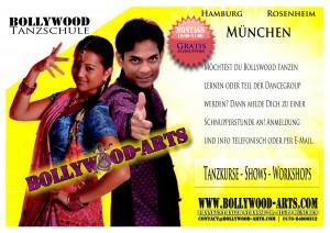 Munich - Bollywood Indische tanzschule in München